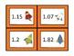Decimal War Math Game: An Activity to Practice Comparing Decimals