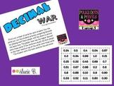 Decimal War through Hundredths