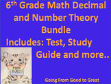 Decimal and Number Theory Bundle