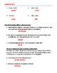 Decimal and Percentages Test