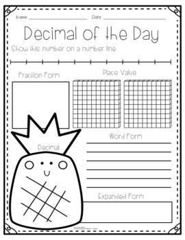 Decimal of the Day