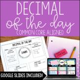 Decimal of the Day (Decimal Review)