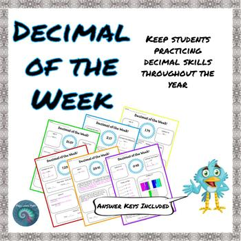 Decimal of the Week ~ Growing Bundle!
