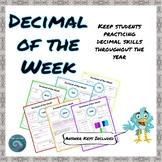 Decimal Operations ~ Growing Bundle!