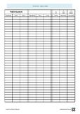 Decimal place value grid