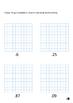 Decimal square model