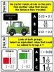 Decimals Task Cards 4th Grade Math Centers