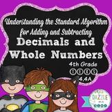 Decimals 4th grade