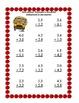 Decimals-Adding and Subtracting Tenths & Hundredths- Back