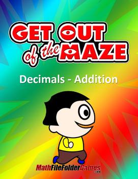 Decimals - Addition