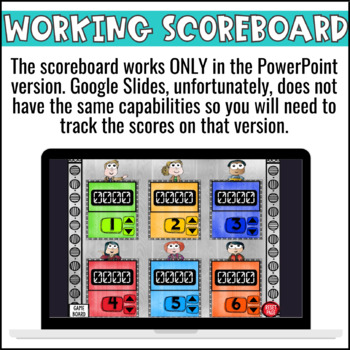Decimals: All Operations Game Show 5th Grade | PowerPoint Review Game Test Prep