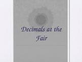 Decimals At the Fair: Adding and Subtracting Decimals