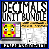 Decimals Big Bundle