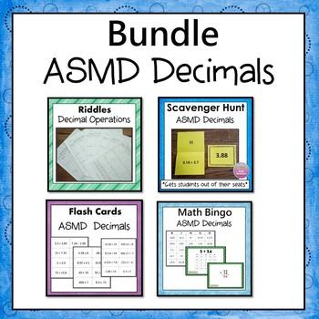 Decimals  Bundle