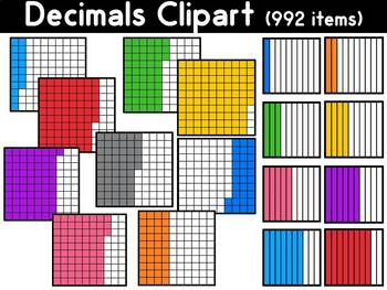 Decimals Clipart (992 items)