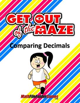 Decimals - Comparing Decimals