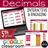 Decimals: Comparing and Ordering Distance Learning