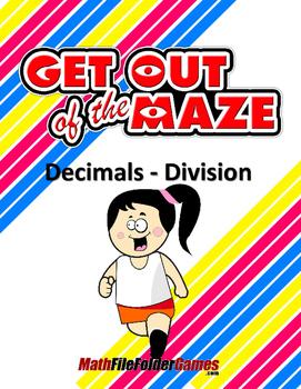 Decimals - Division