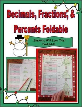 Decimals, Fractions, and Percents