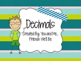 Decimals: Interactive Decimal Activities