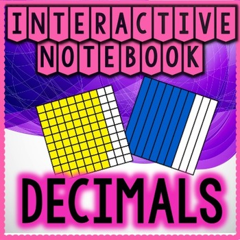Decimals - Math Interactive Notebook