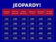 Decimals Jeopardy