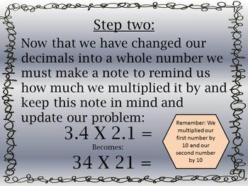 Decimals Lessons