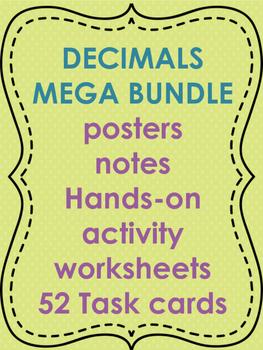 Decimals Mega Bundle