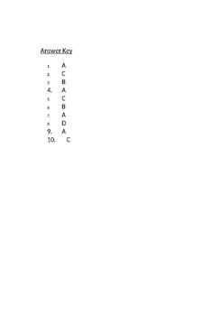 Decimals - Multiplying and Dividing Quiz