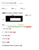 Decimals, Order of Operations, Algebra Charts, Exponents,