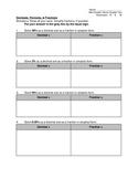 Decimals, Percents, and Fractions Quiz