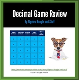 Decimals Collaborative PowerPoint Game Review