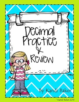 Decimal Practice and Review