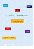 Decimals-Quizzes