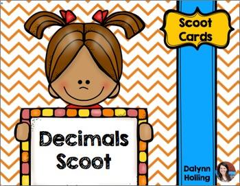 Decimals Scoot