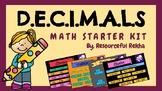 Decimals Starter Kit