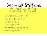 Decimals Stations