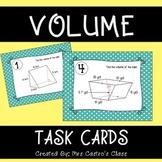 Volume Activity - Task Cards