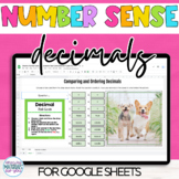 Decimals   Task Cards and Mystery Picture