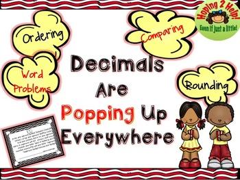 Decimals Word Problems
