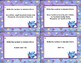 Decimals and Exponents-Place Value Review-Grades 6-8-68 Task Cards