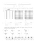 Decimals and Fractions Worksheet Compilation