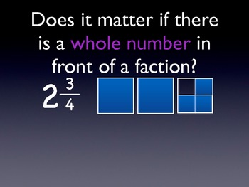 Decimals and Mixed Numbers