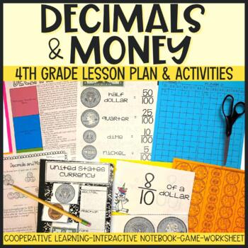 Decimals and Money - 90 Minute Math Makeover - Lesson Plan