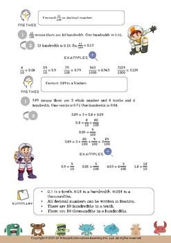 Decimals for Grade 6