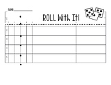 Decimals in Expanded form- Roll-it activity