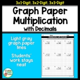Multiplying Decimals with Multi-Digit Multiplication on Gr