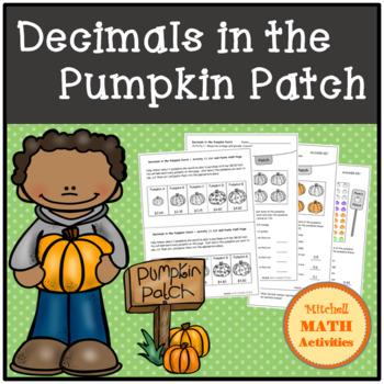 Decimals in the Pumpkin Patch