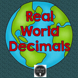 Decimals in the Real World- A Math Activity to Make Kids Think