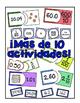 Decimales paquete de actividades (Decimal Activity Pack- SPANISH)